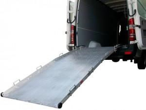 Vehicle Loading Ramp Exhibition Gantry Ramps